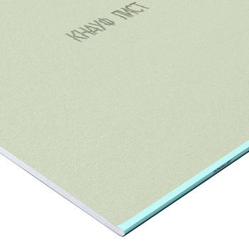 Лист гипсокартонный влагостойкий Кнауф 3000x1200x12,5 мм
