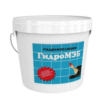 Мастика битумно-полимерная Грида ГидроМэб, 5 кг
