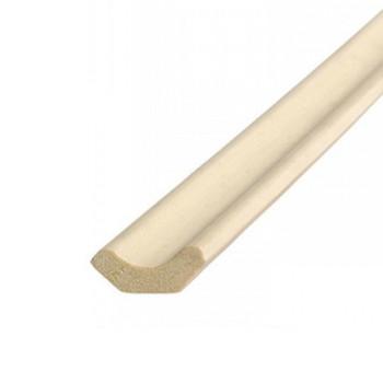 Уголок потолочный 25х12х2500 мм, сосна