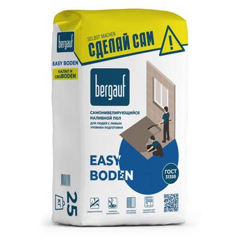 Ровнитель Bergauf Easy Boden, 25 кг