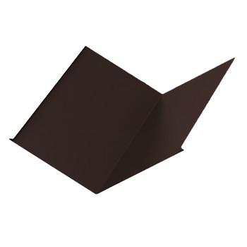 Планка ендовы нижняя 298х298х2000 Norman (ПЭ-01-8017-0,5)