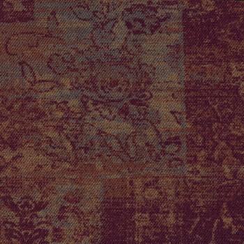 Плитка ковровая Modulyss Patchwork 351, 100% PA