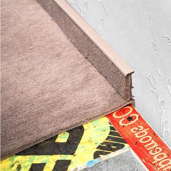 Плинтус для ковролина KORNER Listwa 102 бежевый 2,5м