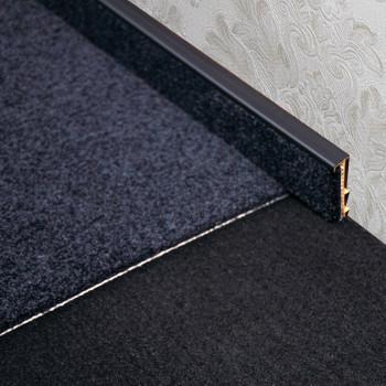 Плинтус для ковролина KORNER Listwa 113 синий 2,5м