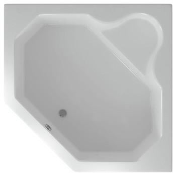 Акриловая ванна Акватек Лира 150х150