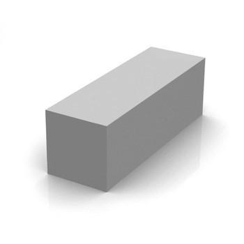 Блок газобетонный Твинблок D600 625х250х200 мм