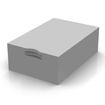 Блок газобетонный Твинблок D600 625х250х400 мм