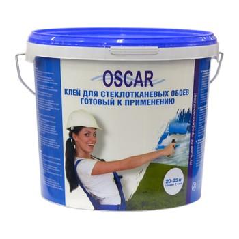 Клей для стеклообоев готовый Oscar, 5кг