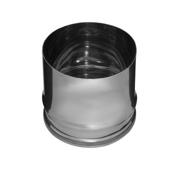 Заглушка внутренняя Ø197 (430/0,5 мм) FERRUM