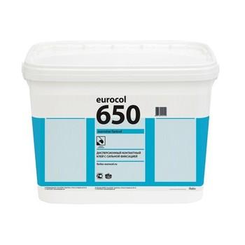 Клей Forbo 650, 7,5кг. 250гр/м2 на один слой, контактный, не морозостойкий.