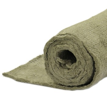 Материалы базальт огнезащит (без обкладки) МБОР 5 10000x1000х5мм, Тизол