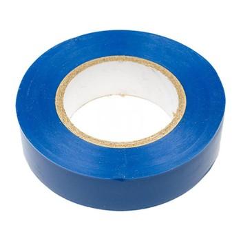 Изолента ПВХ 0,15х19мм Синяя 20м