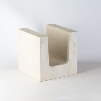 Блок силикатный U-образный СБU 1-250 248х250х248 мм, ПОРЕВИТ