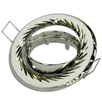 Точечный светильник перламутр серебро/никель GU5.3 704A CX