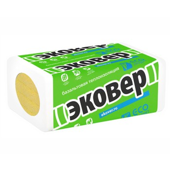 Мин. плита Кровля 135 (1000x600x140)x2 Эковер