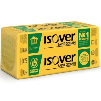 Мин. плита Изовер Стандарт (1200х600х150)х3