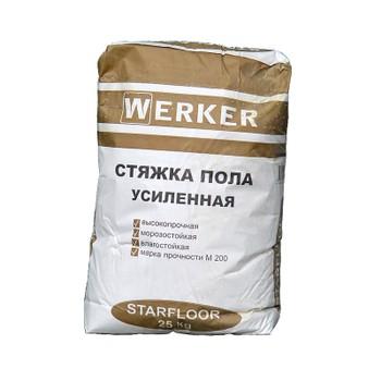 Ровнитель для пола Werker Старфлор базовый, 25 кг
