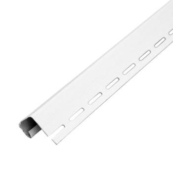 Профиль J (белый) 3,8 м Файн Бир
