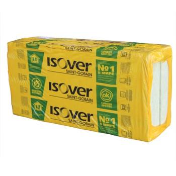 Утеплитель ISOVER Стандарт 1200х600х100 мм 4 штуки в упаковке