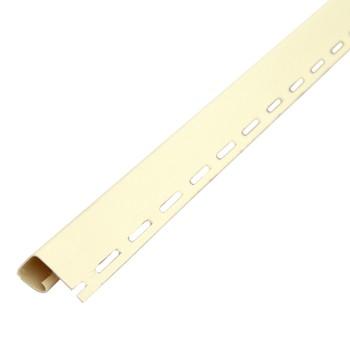Профиль J (св.желтый (шам)) 3,8 м Файн Бир