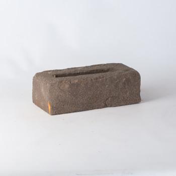 Кирпич облицовочный ручной формовки Ганнибал, 210х100х65 мм