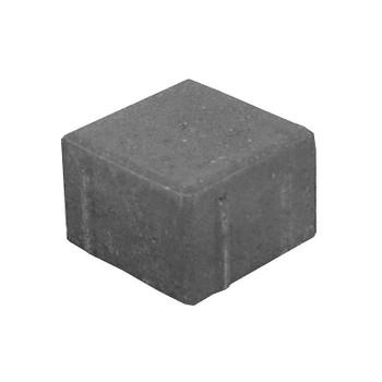 Брусчатка Квадрат серый 100х100х70
