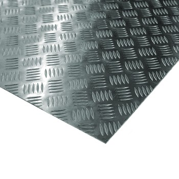 Лист алюминиевый Квинтет 1200х600х1,5 мм
