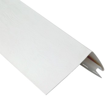 Планка околооконная белая FineBer 3,05 м