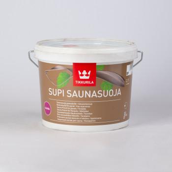 Состав защит. Tikkurila Супи саунасуоя д/дер.поверхн., 2,7л