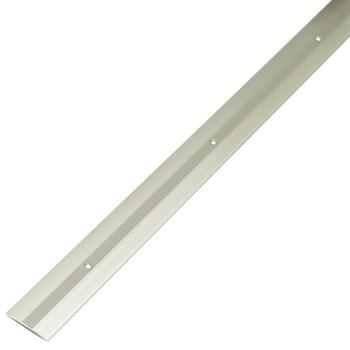 Порожек одноуровневый 37×900 мм серебро (ПС 03.900.01л)