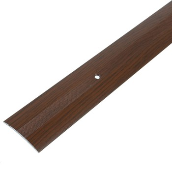 Порожек одноуровневый 37×900 мм дуб темный (ПС 03.900.091)