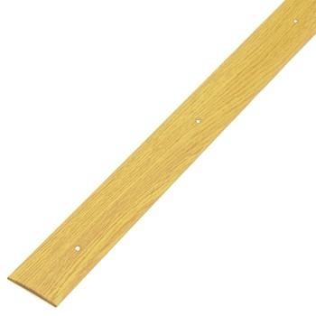 Порожек одноуровневый 44,5×900 мм дуб светлый (ПС 04.900.082)