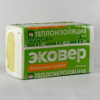 Утеплитель Эковер Лайт Универсал 28 1000x600x50 мм 8 штук в упаковке