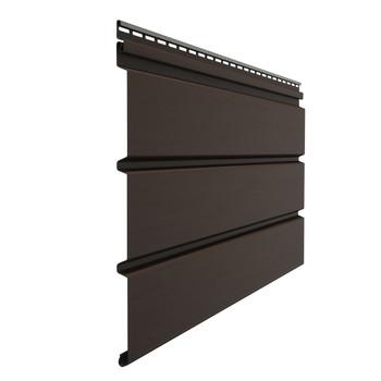 Софит сплошной Т4 (шоколад) 3,05Х0,305м, Дёке
