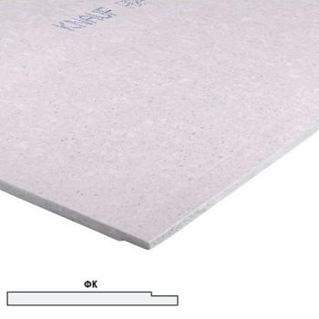 Гипсоволокнистый лист Кнауф 2500х1200х12,5 мм фальцевая кромка