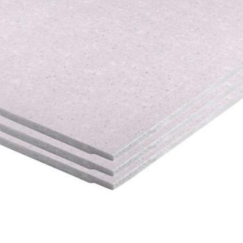 Лист гипсоволокнистый влагостойкий 2500x1200x10 Кнауф (с фаской)