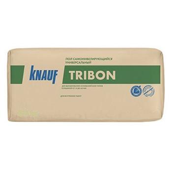 Ровнитель для пола Кнауф Трибон, 20 кг