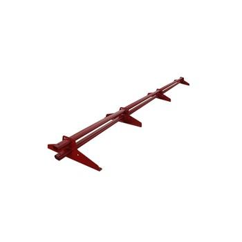 Снегозадержатель трубчатый 3000мм (красный)