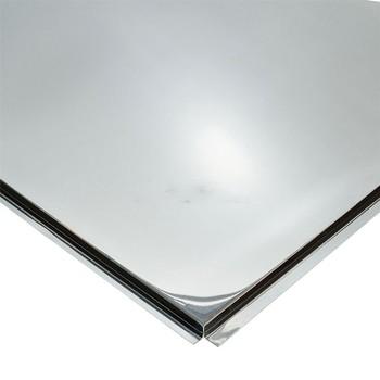 Панель потолочная AP600A6 A741a02 с/хром (Албес) (36шт/уп)