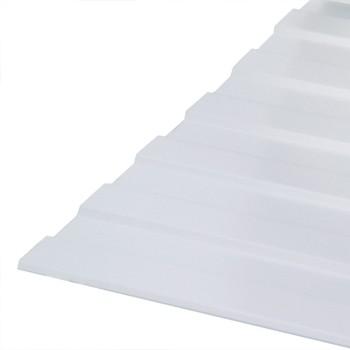 Профнастил С-8 1200х2000 (ПЭ-9003-0,45 мм) Белый