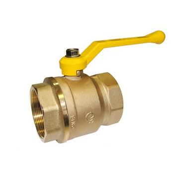 Кран шаровый газ ВР Ду 50 (ручка/бабочка) 11Б27п