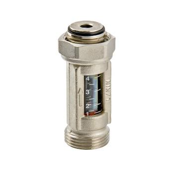 Расходомер для коллектора 1-4 л/мин (евроконус)