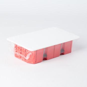 Коробка распределительная КМ41026 172х96x45мм для полых стен