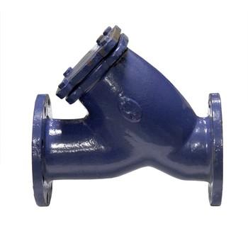 Фильтр магнитно-сетчатый фланцевый ФМФ-100