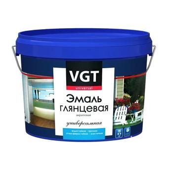 Эмаль VGT ВДАК 1179 универсальная база А 3кг