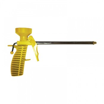 Пистолет для монтажной пены Biber пластиковый корпус