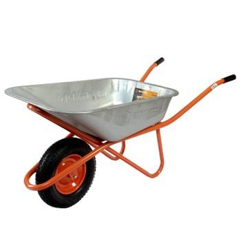Тачка садово-строительная 90 л, 200кг, 1 колесо