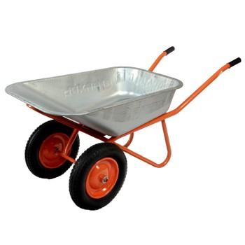 Тачка садово-строительная 90 л, 200кг, 2 колеса
