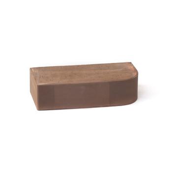 Кирпич облицовочный керамический полнотелый КС-Керамик М-300 шоколад Р