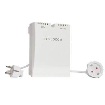 Стабилизатор напряжения настенный Теплоком ST-800 исп.1 (800Вт,145-260В) (пласт.корпус) Бастион